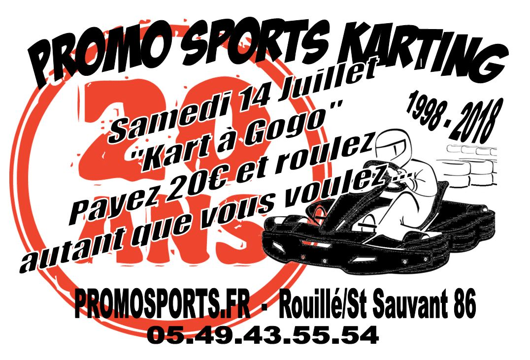 Coupons sport 18 ans