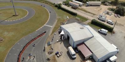 promosports karting vu du ciel